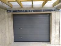 Ворота гаражные подъёмно-секционные Alutech Prestige в Мендсарах