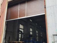 Ворота промышленные подъёмно-секционные Doorhan серии ISD01 в Большом Сампсониевском