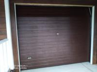 Гаражные подъёмно-секционные ворота DoorHan RSD01 в КП Петровские Сады