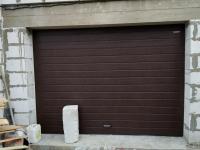Гаражные подъёмно-секционные ворота DoorHan RSD01 в д. Киссолово