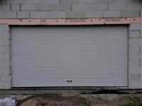 Гаражные подъёмно-секционные ворота DoorHan RSD02 в Карьере Мяглово