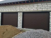 Гаражные подъёмно-секционные ворота DoorHan RSD02 в Отрадном