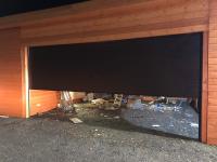 Ворота гаражные подъёмно-секционные DoorHan RSD02 в Приозерске