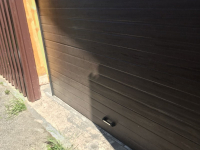 Гаражные подъёмно-секционные ворота Doorhan RSD01 в Кордоне