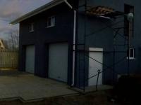 Гаражные подъёмно-секционные ворота Doorhan RSD01 в Мяглово
