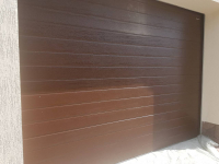 Гаражные подъёмно-секционные ворота Doorhan RSD01 в СНТ Госрезерв