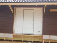 Гаражные подъёмно-секционные ворота Doorhan RSD02 в Лебяжье