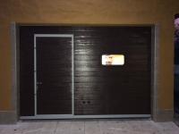 Гаражные подъёмно-секционные ворота Doorhan RSD02 в Свердлово