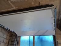 Гаражные подъёмно-секционные ворота Doorhan RSD02 в д.Большие пороги