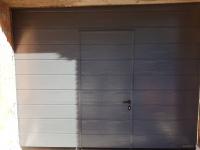 Гаражные подъёмно-секционные ворота HORMANN LPU42 в Морских террасах