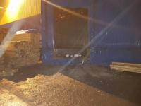 Перегрузочное оборудование DoorHan на дороге на Турухтанные острова в СПб