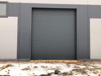 Промышленные подъёмно-секционные ворота DoorHan ISD01 в Коммунаре