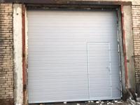 Промышленные подъёмно-секционные ворота DoorHan ISD01 в п.Рощино