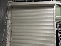 Роллетные ворота Doorhan из профиля RH77M в СПБ
