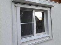 Рольставни на окна Doorhan из профиля RH45N в Токсово