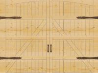 Мотив 405, с фурнитурой распашных ворот «Exklusiv» (опция)