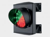 Светофор Traffic-light-LED для обеспечения безопасности использования автоматических устройств, ограничивающих доступ.