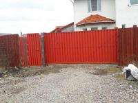 Уличные откатные ворота Doorhan в Ленинградской области