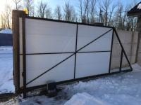 Привод для откатных ворот CAME BX-68 в Усть-Ижоре