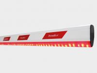 Стрела прямоугольная с подсветкой длиной от 3 до 6 м (кратность длины: 1 м).