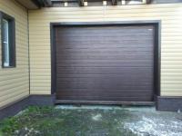 Гаражные подъёмно-секционные ворота в Никольском