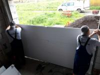 Гаражные подъёмно-секционные ворота в Ильичево