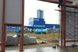 Четыре комплекта промышленных подъёмно-секционные ворот DoorHan ISD01 и гаражных RSD02 в Мурино, фото 18