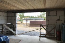 Ворота гаражные подъёмно-секционные DoorHan серии RSD02 в Новых Осельках фото 1 до