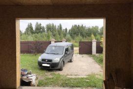 Ворота гаражные подъёмно-секционные Doorhan серии RSD02 в Большом Верево фото 1 до