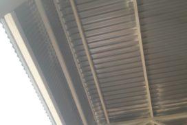 Ворота промышленные подъёмно-секционные Doorhan серии ISD01 в Серебрянском фото до 2