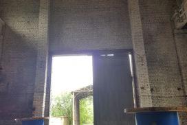 Ворота промышленные подъёмно-секционные Doorhan серии ISD01 в Большом Сампсониевском фото 2 до
