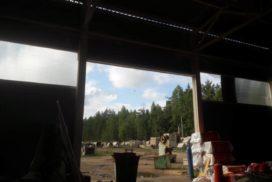 Ворота промышленные подъёмно-секционные Doorhan серии ISD01 в Серебрянском фото до 4