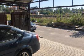 Ворота гаражные подъёмно-секционные Doorhan серии RSD02 в Рощино фото 2 до