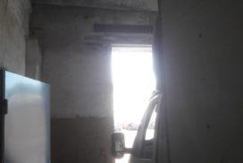 Ворота промышленные подъёмно-секционные Doorhan серии ISD01 на Левашовском шоссе фото до
