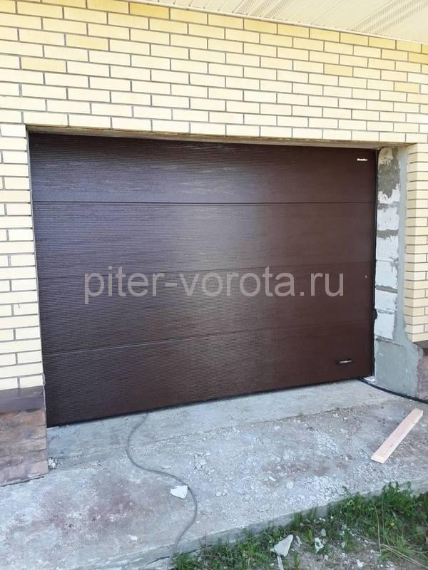 Гаражные подъёмно-секционные ворота Doorhan RSD01 в Кассимово