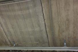 Ворота гаражные подъёмно-секционные Doorhan серии RSD02 в Васкелово фото 3 после