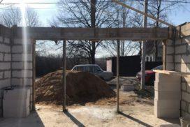 Гаражные подъёмно-секционные ворота DoorHan RSD02 в Никольском, фото 5