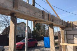 Гаражные подъёмно-секционные ворота DoorHan RSD02 в Никольском, фото 4