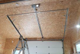 Ворота гаражные подъёмно-секционные Alutech Classic в Семиозёрье фото 5