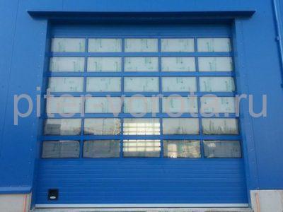 Промышленные секционные ворота DoorHan ISD02 5000 х 2000
