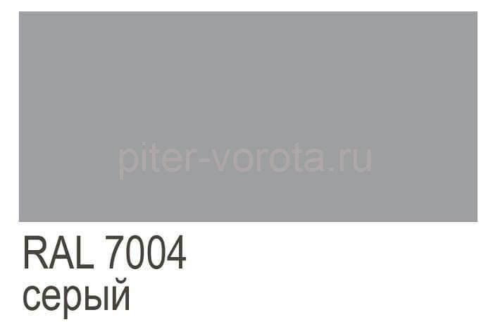 RAL7004-seryj