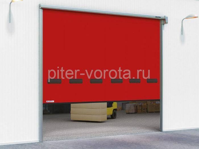 Рулонные (ПВХ) ворота от Dorhan - серия SpeedRoll SDO