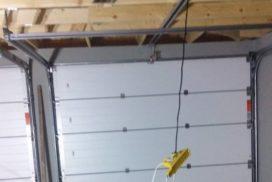 Гаражные подъёмно-секционные ворота Alutech Prestige в Красницах, фото 2