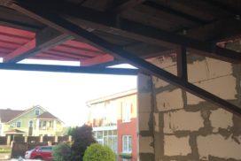 Ворота гаражные подъёмно-секционные Alutech Prestige в Парголово, фото 10