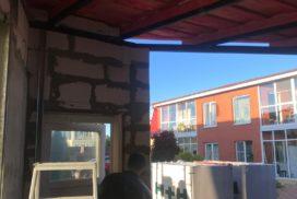 Ворота гаражные подъёмно-секционные Alutech Prestige в Парголово, фото 11