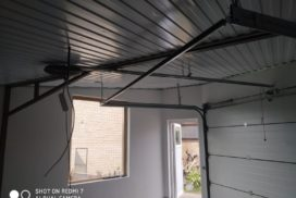 Ворота гаражные подъёмно-секционные Alutech Prestige в Парголово, фото 4