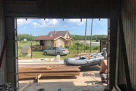 Ворота гаражные подъёмно-секционные Alutech Prestige в Удальцово, фото 6