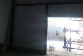 Промышленные подъёмно-секционные ворота Alutech Protrend в Лаголово, фото 6