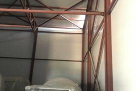 Промышленные подъёмно-секционные ворота Alutech Protrend в Лаголово, фото 16