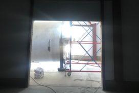 Промышленные подъёмно-секционные ворота Alutech Protrend в Лаголово, фото 7